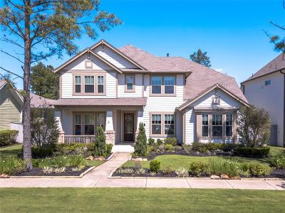 The Woodlands Single Family Home For Sale: 14 Clements Square Place