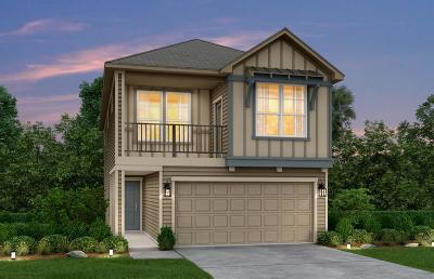 Houston Single Family Home For Sale: 8612 Hollyoaks Creek Lane