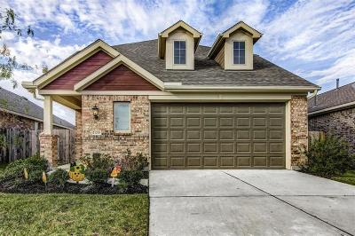 Porter Single Family Home For Sale: 21235 Flowering Crape Myrtle Drive