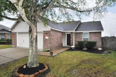 Dickinson Single Family Home For Sale: 213 Silver Mist Circle