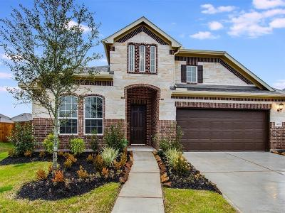 Richmond TX Single Family Home For Sale: $319,995