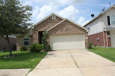 Richmond Single Family Home For Sale: 8918 Sunrise Terrace Lane