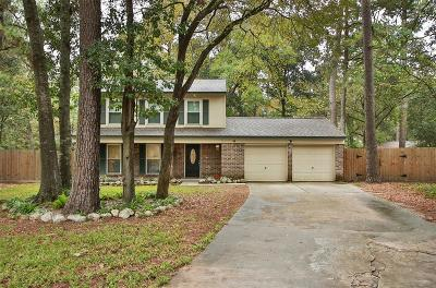 The Woodlands Single Family Home For Sale: 19 Wolly Bucket Place