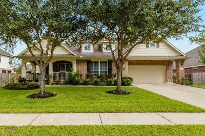Pearland Single Family Home For Sale: 12203 Hidden River Lane