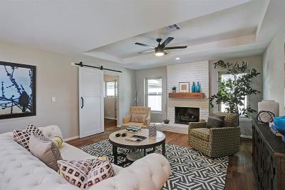 Houston Single Family Home For Sale: 14022 Saint Marys Lane