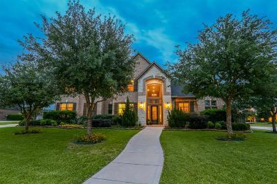 Fulshear Single Family Home For Sale: 6111 Cross Creek Harbor Lane