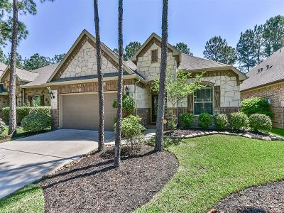 The Woodlands Single Family Home For Sale: 127 E Jagged Ridge Circle