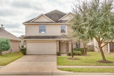 Single Family Home For Sale: 17027 Sperry Landing Drive