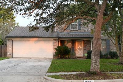 Sugar Land Single Family Home For Sale: 2931 Great Lakes Avenue