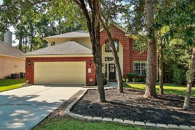 The Woodlands Single Family Home For Sale: 87 N Brooksedge Circle