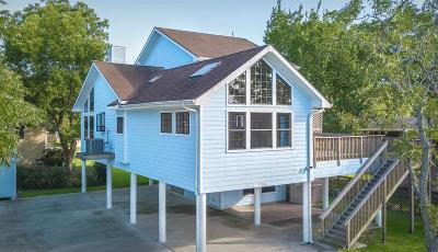 Kemah Single Family Home For Sale: 2115 Knollwood Street