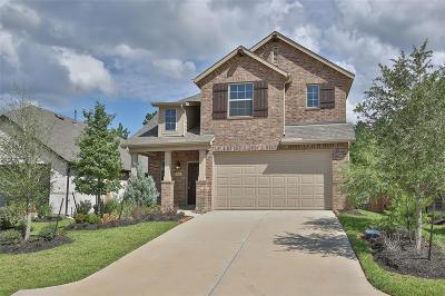 Montgomery Single Family Home For Sale: 319 Tangle Birch Court