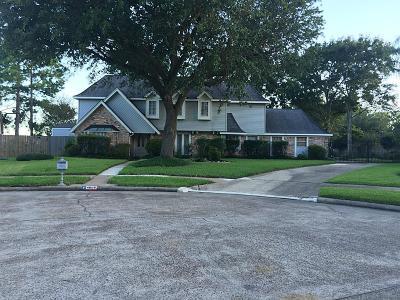 Pasadena Single Family Home For Sale: 4606 La Paz