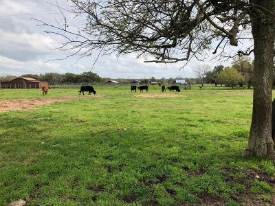 Fayette County Country Home/Acreage For Sale: Fm 2981