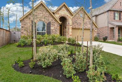 Conroe Single Family Home For Sale: 103 Wild Garden Court