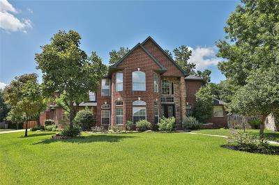 Spring Single Family Home For Sale: 7510 Timber Point Court