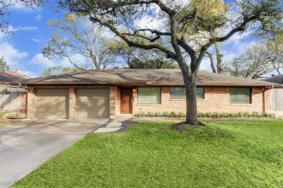 Houston Single Family Home For Sale: 1607 Haverhill Drive