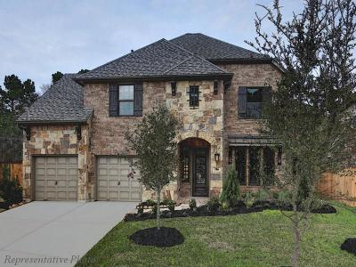 Cypress Single Family Home For Sale: 19926 Rocky Edge Drive