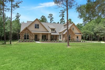 Walker County Single Family Home For Sale: 160 Stagecoach Circle