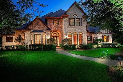 The Woodlands Single Family Home For Sale: 15 Baronial Circle