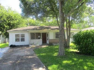 Texas City Single Family Home For Sale: 1122 Appomattox Drive