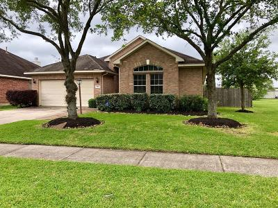 Dickinson Single Family Home For Sale: 3102 Meadow Bay Drive