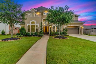 Katy Single Family Home For Sale: 27235 Cheshire Edge Lane