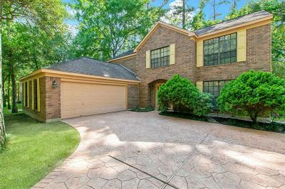 The Woodlands Single Family Home For Sale: 19 Eagle Rock Place
