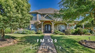 Bellville Farm & Ranch For Sale: 4282 Fm 529 Road