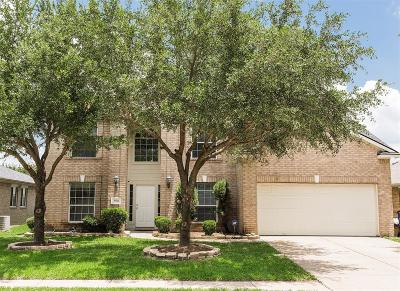 Katy Single Family Home For Sale: 3518 Paintedfern Place