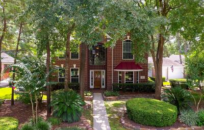 The Woodlands Single Family Home For Sale: 150 W Sterling Pond Circle