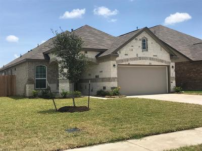 Texas City Single Family Home For Sale: 3230 Primrose Drive