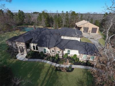 Montgomery Single Family Home For Sale: 23534 Cannondale Loop