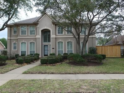 Pasadena Single Family Home For Sale: 4822 Bayfair Street