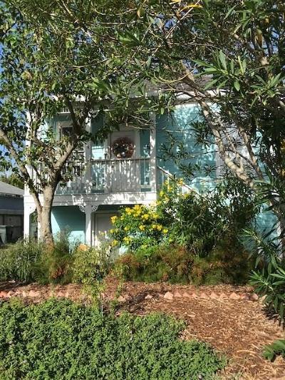 Galveston Single Family Home For Sale: 1911 29th Street