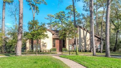Houston Single Family Home For Sale: 50 Stillforest Street