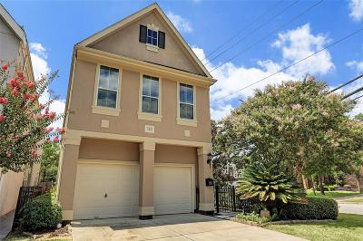 Bellaire Single Family Home For Sale: 112 White Drive