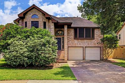 Pearland Single Family Home For Sale: 2717 Hazel Street