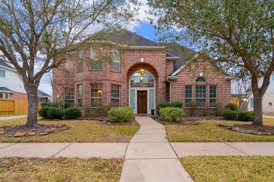 Manvel Single Family Home For Sale: 3223 Spring Ridge Drive