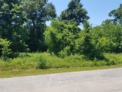 Willis Residential Lots & Land For Sale: 13275 Hidden Trail Court