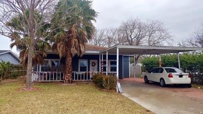 Texas City Single Family Home For Sale: 1725 2nd Ave N Avenue N