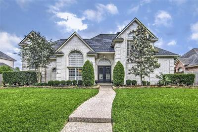 Kingwood Single Family Home For Sale: 2606 April Run Court