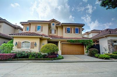 Houston Single Family Home For Sale: 2815 Tudor Manor