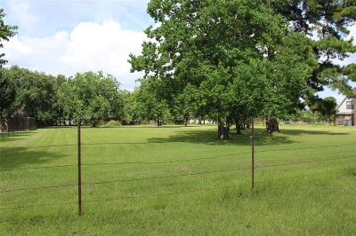 Tomball Residential Lots & Land For Sale: Orleans