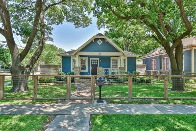 Houston Single Family Home For Sale: 446 Arlington Street