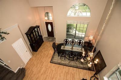 La Porte Single Family Home For Sale: 3513 Burkett Drive