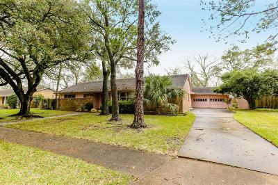 Meyerland Single Family Home For Sale: 4907 Braesvalley Drive