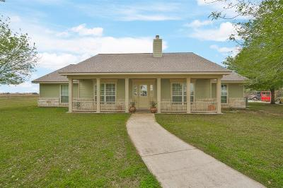 Austin County Single Family Home For Sale: 2444 Old Columbus Road N