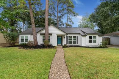 Spring Single Family Home For Sale: 7627 Friars Court Lane