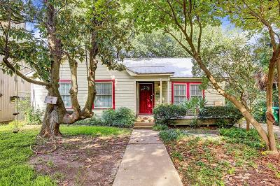 Houston Single Family Home For Sale: 2118 Persa Street